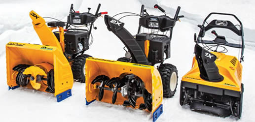 compared single-stage two-stage three-stage snow blowers