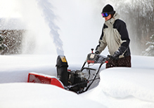 deep snow - snow blower buyers guide