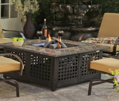 endless summer - Best Fire Pits for a Deck