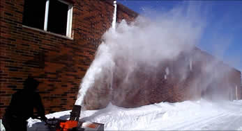 snow blowing - snow blower buyers guide