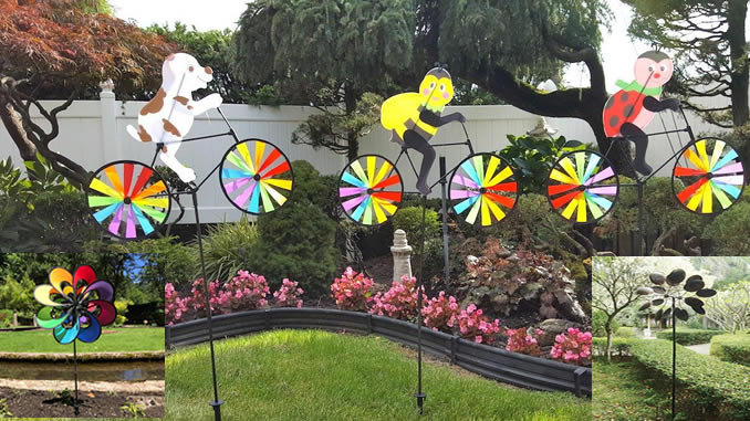 Large Pinwheels For Yard