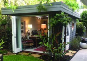 chill-out shed