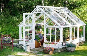 glass only shed