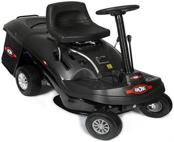 Typical lawn tractor - entry level riding mower
